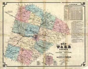 Wake Co Map By Fendol Bevers