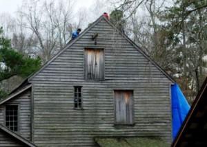 Roof repairs in 2012