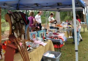 YMA craft sale