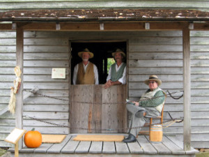 Yates Mill tour guides